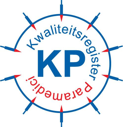 Afbeeldingsresultaat voor Kwaliteitsregister Paramedici logo